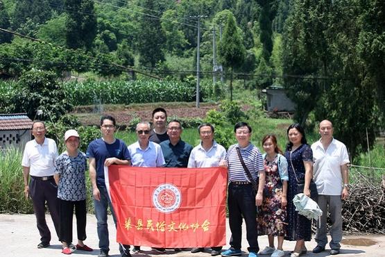 jbo竞博下载苹果版民俗文化协会:探访古迹建言 助推乡村振兴