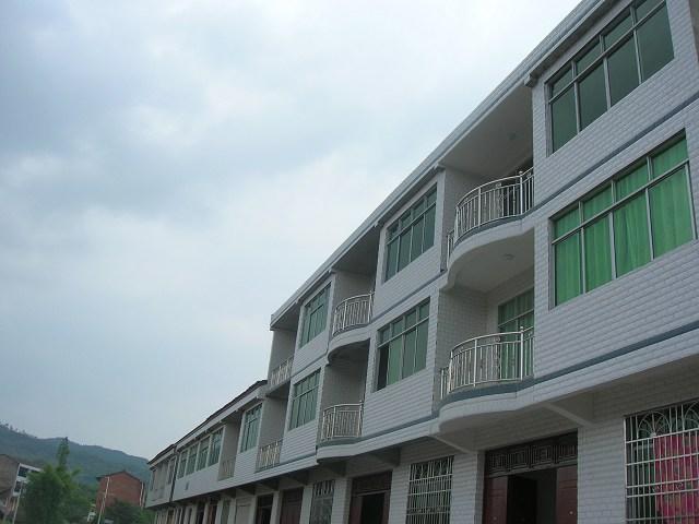 三层楼房基础结构图