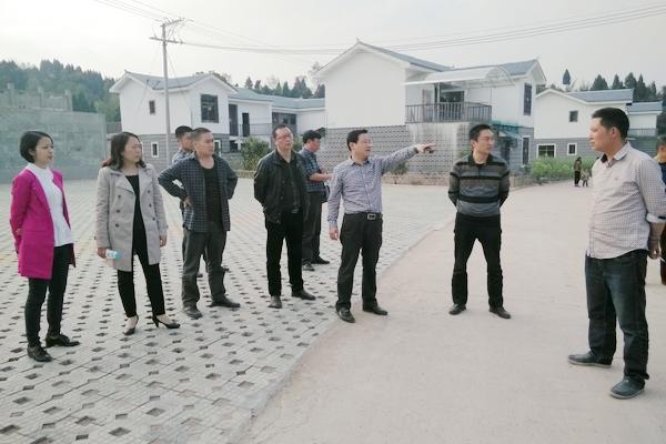 万寿乡组织乡村(社区)干部外出参观学习